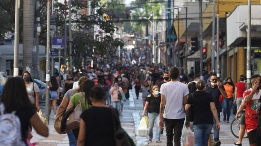 São Paulo tem 346 cidades sem óbito por Covid-19 na última semana