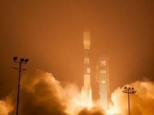 O OCO-2 vai unir-se a um grupo de cinco satélites internacionais para observação da Terra