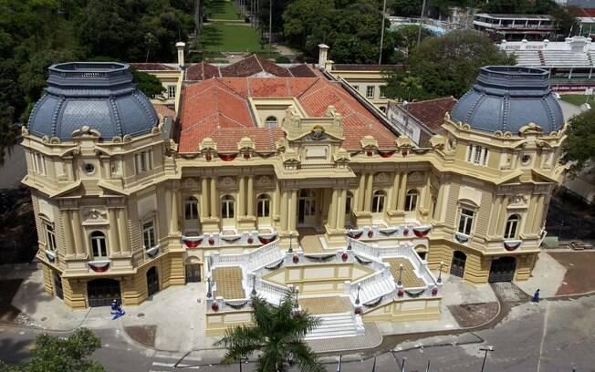 STJ julga processo de 123 anos que envolve o  Palácio do Guanabara