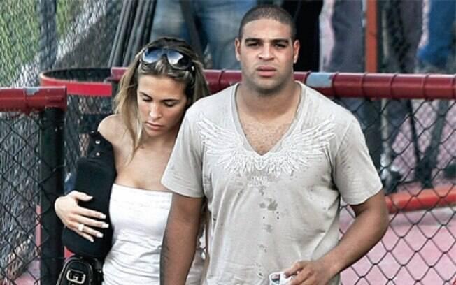Adriano e Joana Machado