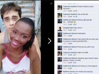 Casal desativou seus perfis do rede social para evitar mais constrangimento