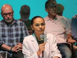 Marina Silva fundou o partido
