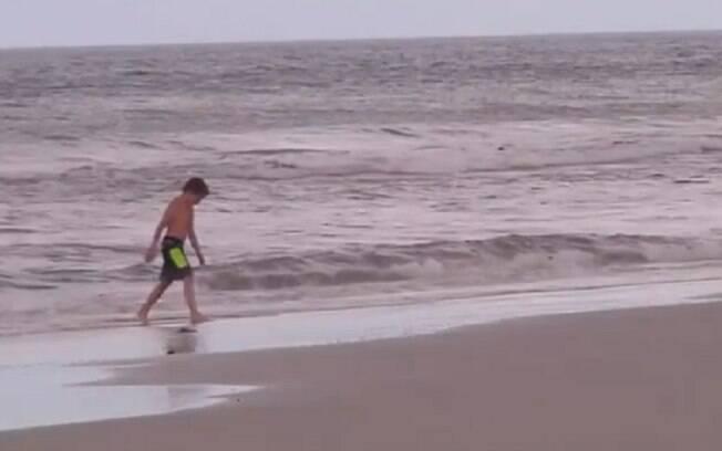 Ataque de tubarão foi registrado em praia da Flórida