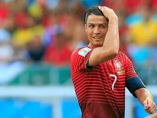Cristiano Ronaldo é a esperança portuguesa para conquistar a primeira vitória