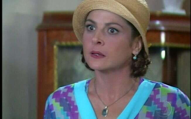Drica Moraes como Márcia, em 'Chocolate com Pimenta'