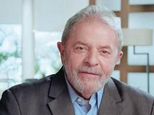Vídeo de Lula que, junto com o de Dilma, chega ao interior do país