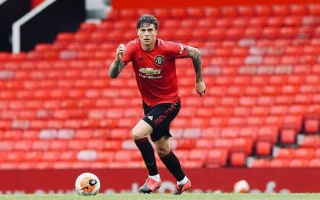 Zagueiro do Manchester United teve ato heroico
