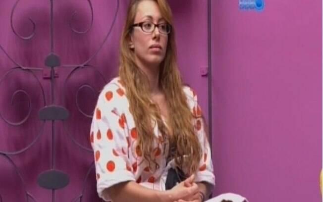 Aline justifica choro durante a Festa Fusion