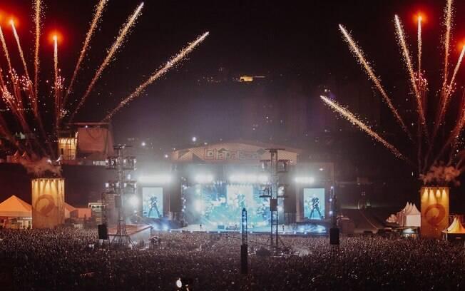 Lollapalooza é um dos maiores festivais intinerantes do mundo