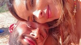 Ex-BBB Ivy Moraes e namorado trocam declarações: 'Ao seu lado'