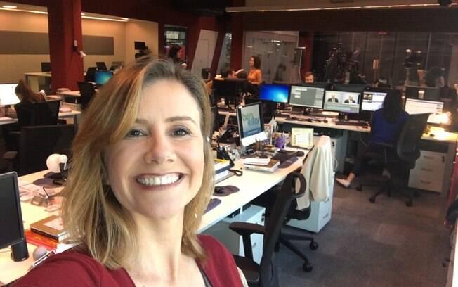 Denise Barbosa anunciou sua saída da GloboNews. Jornalista comandará canal de economia no YouTube