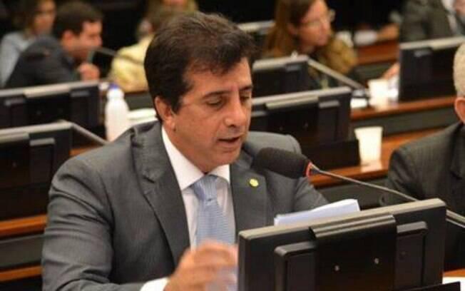 Deputado federal pelo PP de Pernambuco até janeiro  de 2015, Roberto Teixeira é investigado no inquérito que envolve 37 pessoas. Foto: Divulgação