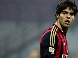 Kaká se recuperou de lesão e enfrentou a Udinese no sábado, mas ainda não está 100%