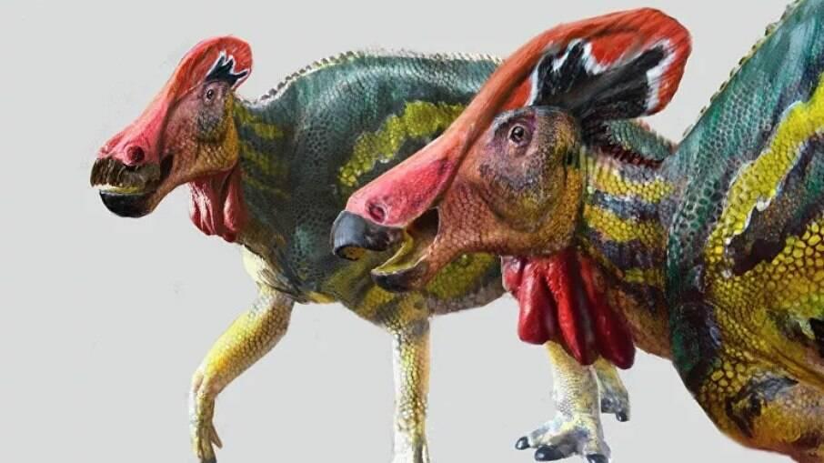 Nova espécie de dinossauro identificada no México