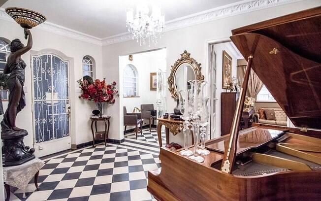 O Villa Fonttina é um casarão histórico da década de 1920 que teve a estrutura e os móveis totalmente restaurados