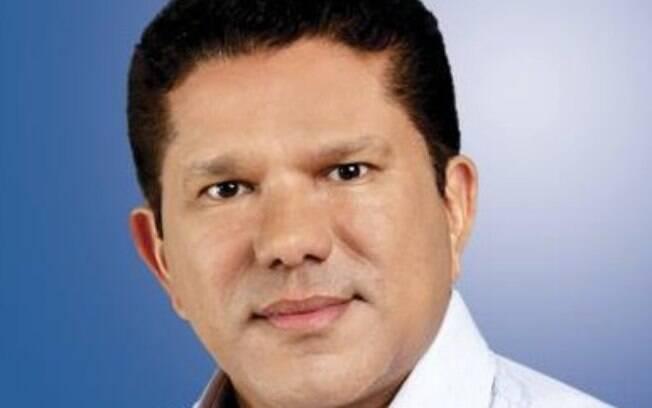 Deputado federal pelo PP de Goiás, Sandes Júnior, é alvo do maior inquérito da Operação, com 37 investigados. Foto: Divulgação