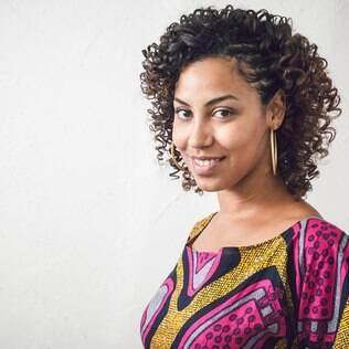 A leitora Juliana Taliberti aprendeu a cuidar dos cabelos afro - clique e aprenda também