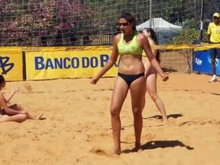 Ana Patrícia irá para sua segunda experiência no Aryzão, centro de treinamentos em Saquarema