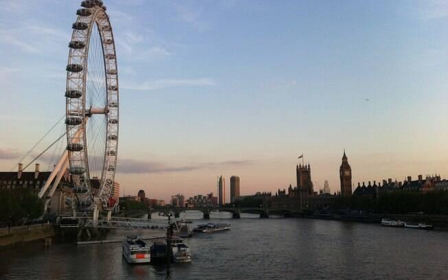 Londres, no Reino Unido - imigração do país é uma das mais exigentes da Europa