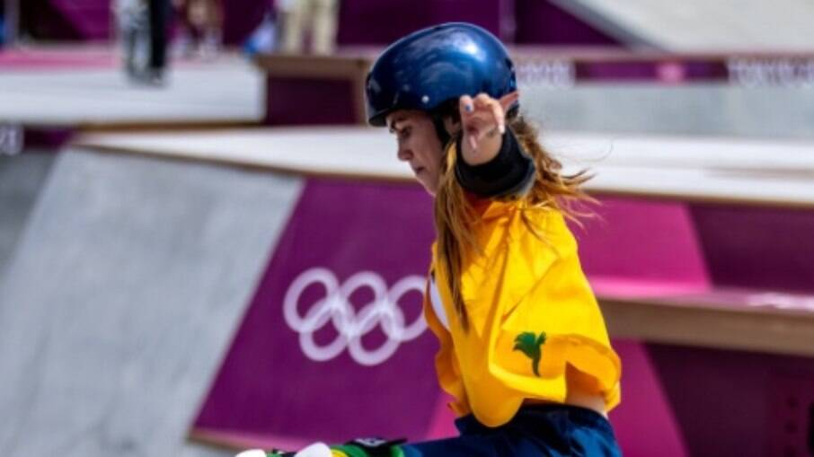 Brasileiras ficaram fora do pódio na final do skate park