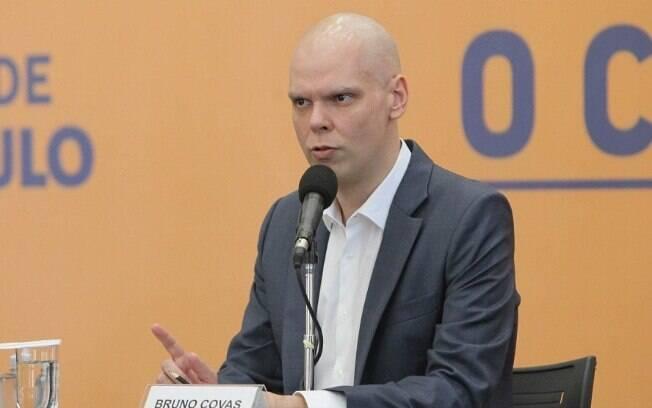 Prefeito licenciado da cidade de São Paulo Bruno Covas (PSDB)