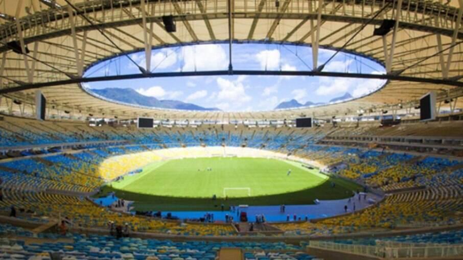 Maracanã descarta receber jogos do Paulistão