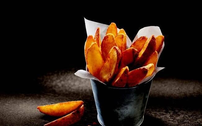 McDonald's lançou as batatas rústicas, inspiradas na França
