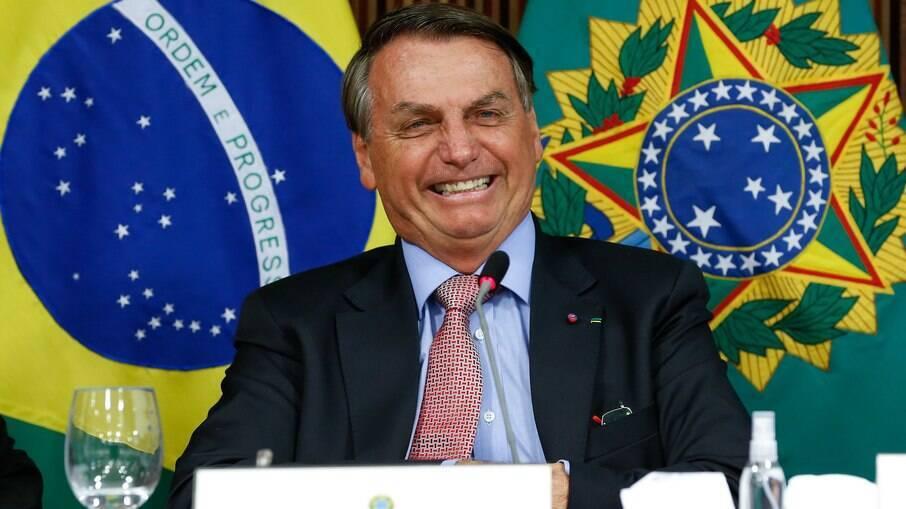 Jair Bolsonaro, presidente da Republica