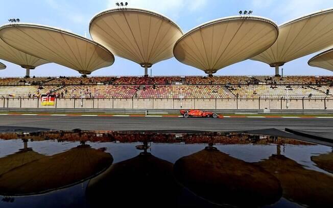 China poderá sediar uma segunda etapa do mundial de Fórmula 1.