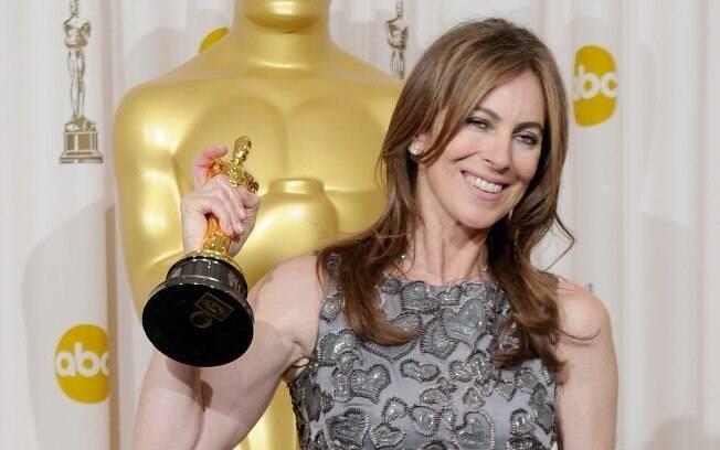 Famosa pelos filmes de ação, Kathryn Bigelow ganhou o Oscar de direção em 2010 por 'Guerra ao Terror'