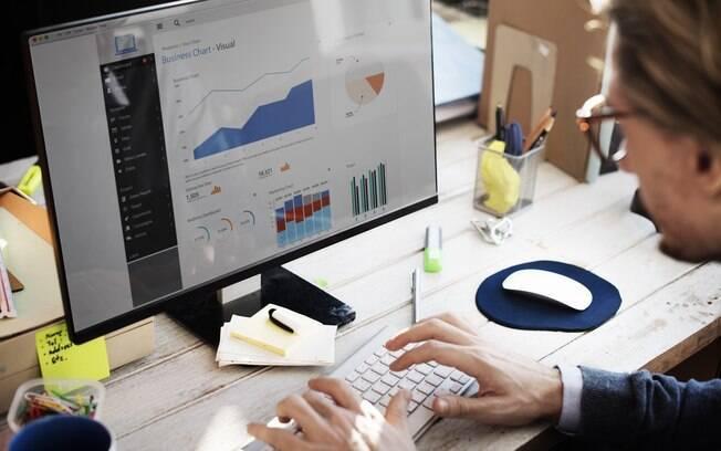 O benchmarking assegura diminuição nas falhas durante o trabalho de uma empresa