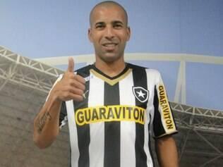 Especulado no Galo, Sheik acabou se transferindo para o Botafogo