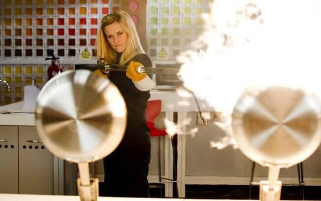 Reese Witherspoon em cena do filme