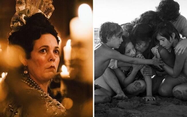 A Favorita e Roma lideram a corrida pelo Oscar 2019