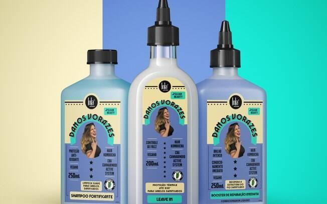 Nova linha da Lola Cosmetics, Danos Vorazes tem em sua base Kombucha e alternativa legal e segura ao óleo de Canabidiol