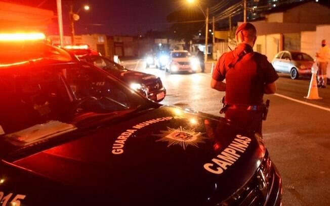 Aglomeração Zero: GM de Campinas dispersa 749 pessoas em véspera de feriado