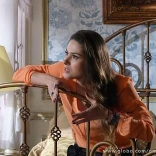 Mesmo com ciúme, Leila tenta convencer Thales a seduzir Natasha