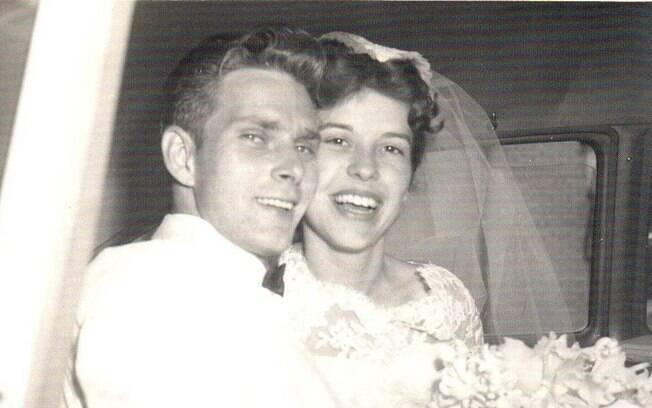 Bill e Patricia Olwig