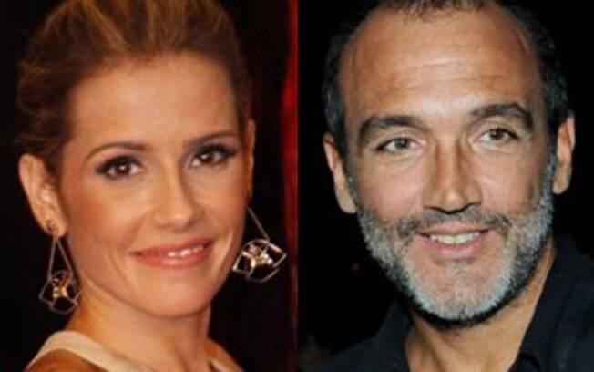 Deborah Secco e Rogério Gomes - A atriz foi casada com o diretor de TV, que a dirigiu em vários trabalhos