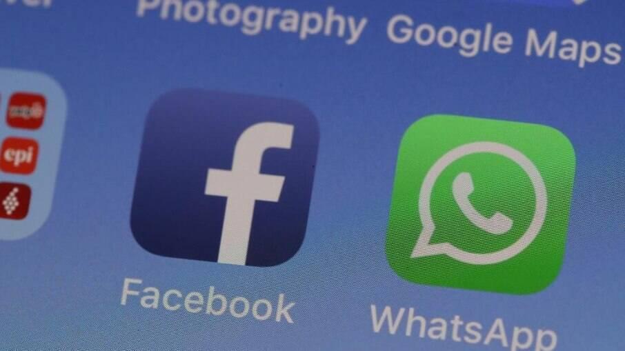 Redes Sociais tiveram apagão durante seis horas na segunda-feira