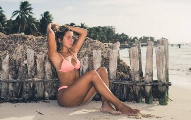 As fotos mais sensuais do perfil de Carol Portaluppi no Instagram