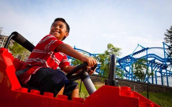 Legoland estreia na Flórida, paraíso dos parques temáticos nos Estados Unidos