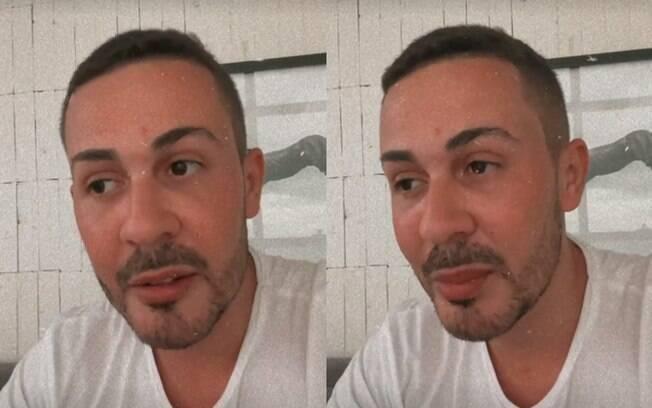 Carlinhos Maia diz que Henri Castelli foi para casa dele após agressão