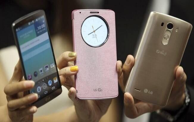 LG G3. Foto: Reuters