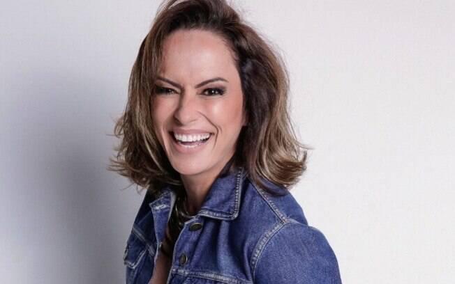 A modelo, atriz, e apresentadora  Núbia Oliiver deu recomendações sobre os seus filmes e programas de televisão favoritos