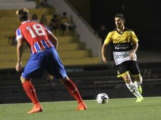 Com derrota, Criciúma permanece na lanterna, com 30 pontos