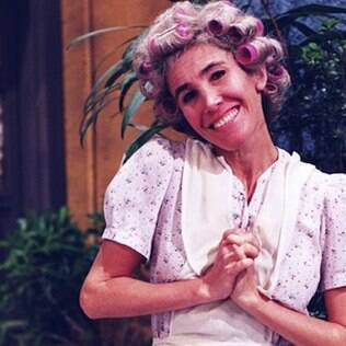 Florinda Meza como Dona Florinda