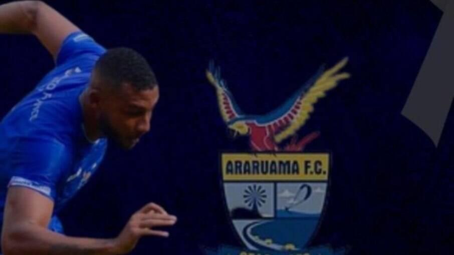Maykon de Lima Baptista atuava pelo Araruama F.C