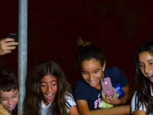 ESPORTES - BELO HORIZONTE MG - 21.3.2014 - Torneio Metropolitano de Natacao no Minas Tenis Clube em Belo Horizonte MG. Na foto o atleta Cesar Cielo campeao olimpico. Foto: Douglas Magno / O Tempo