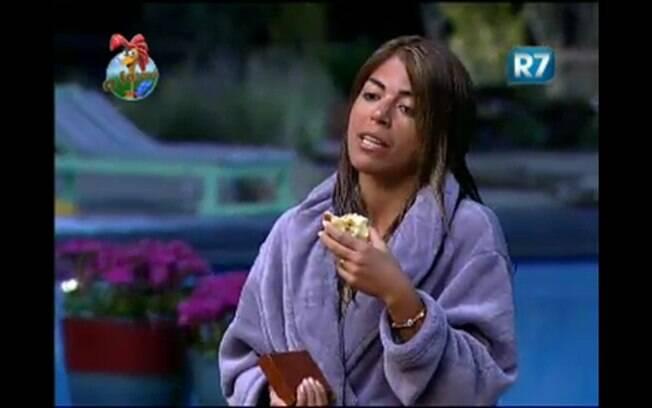 Raquel Pacheco conta suas experiências como Bruna Surfistinha